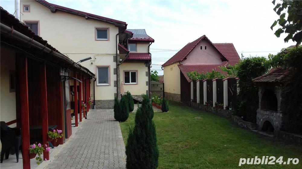Vand sau schimb casa/vila in zona Vest a Sibiului