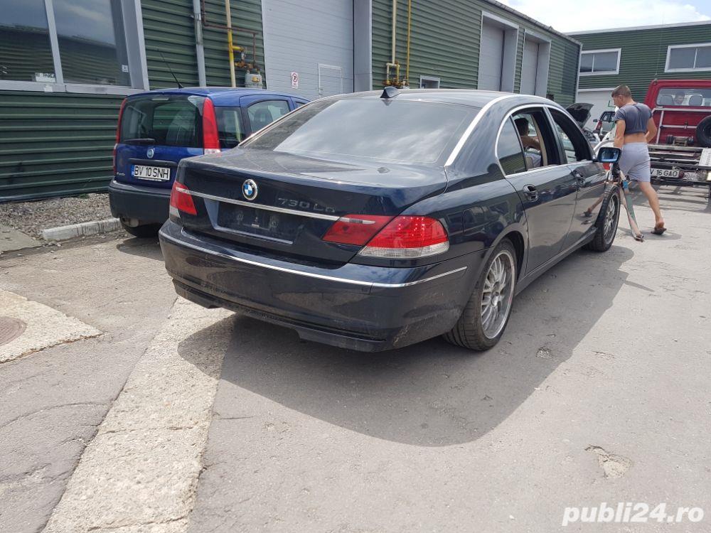 Dezmembrez BMW e66 3.0D 231cp