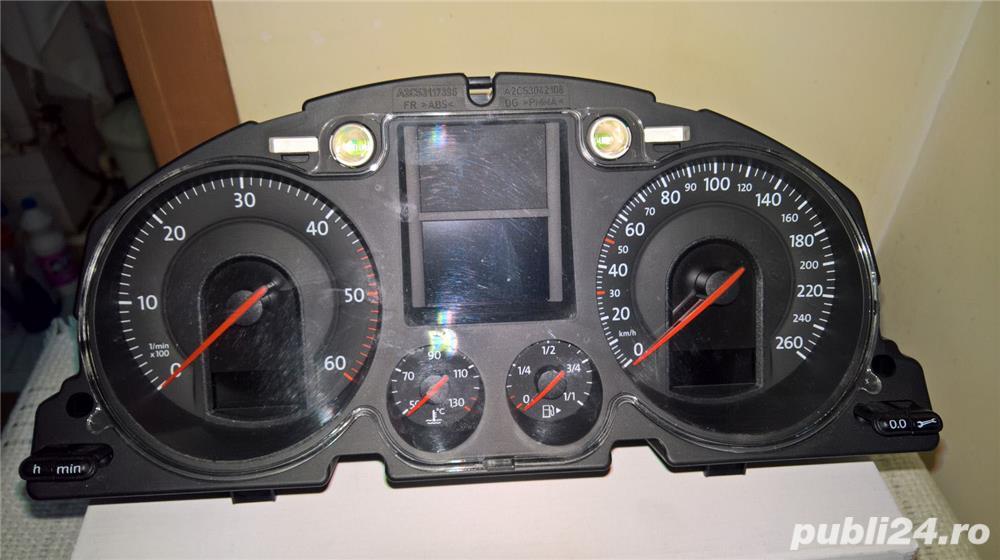 Ceasuri bord minidot passat b6 (2005-2010) 2.0 TDI