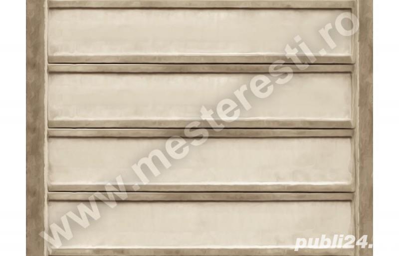Gard Beton - Industrial Aztec, Garantie 25 ani