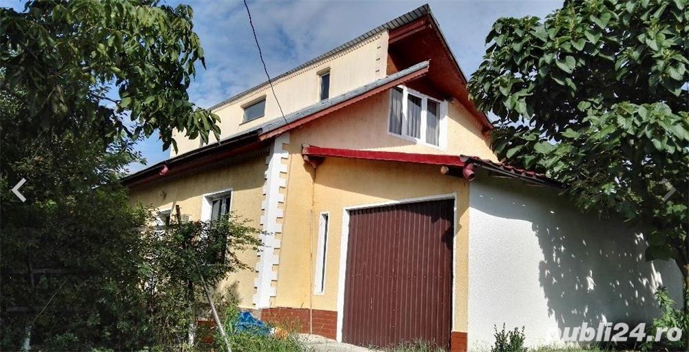 Casa la tara cu teren gradina 2000 m 40 km de Bucuresti