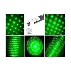 Laser verde 1 cap 3D bar club disco