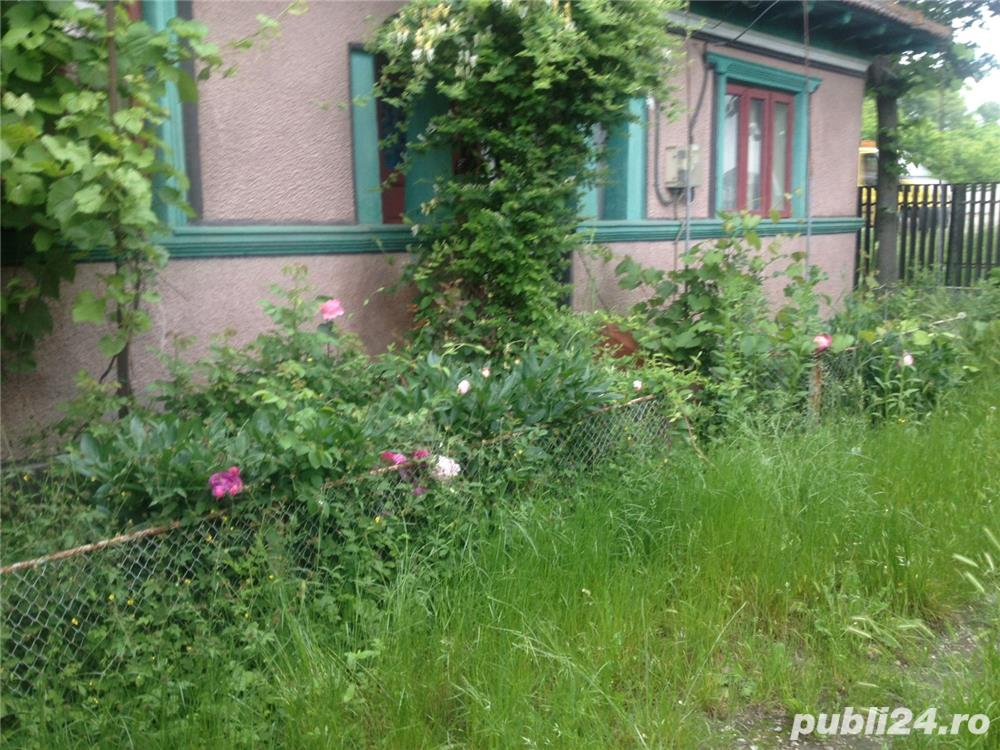 vand casa la tara in comuna Vanatorii Mici jud Giurgiu pe autostrada Bucuresti Pitesti