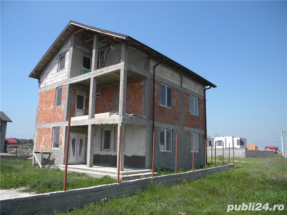 Vand casa in Ciorogarla