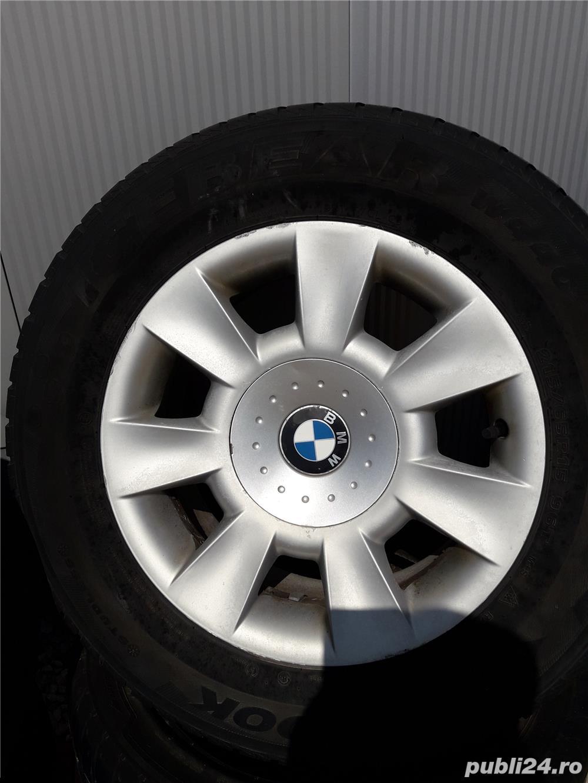 Jante + cauciuc BMW Seria 5