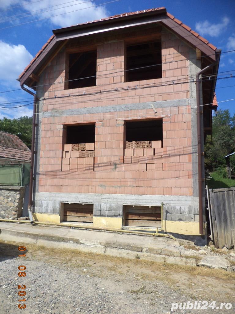 Vand casa noua in Ocna Sibiului