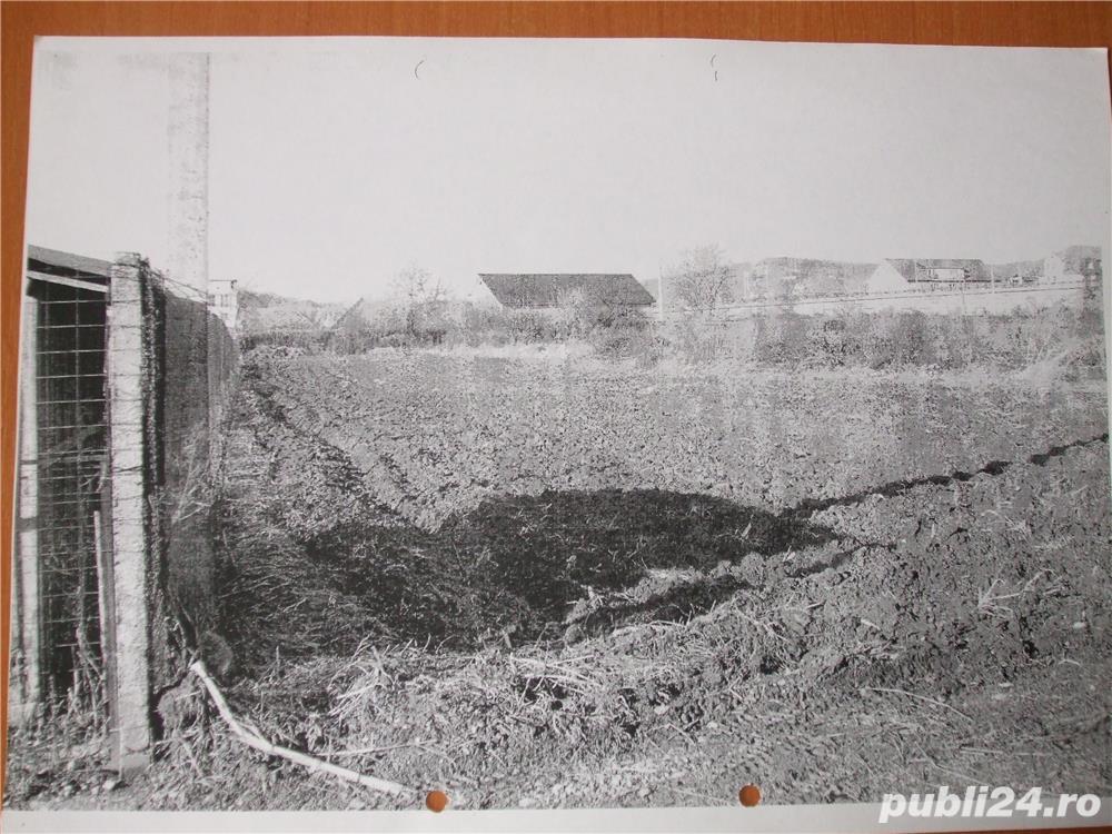 De vanzare teren intravilan arabil Bistrita, jud. Bistrita-Nsaud