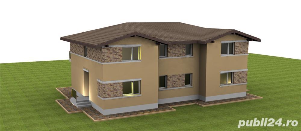 Vila de vanzare in Corbeanca,Petresti, 96000 euro