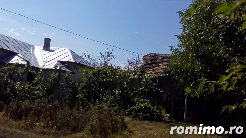 Vand casa+teren in comuna Grojdibodu, sat Hotar, Olt
