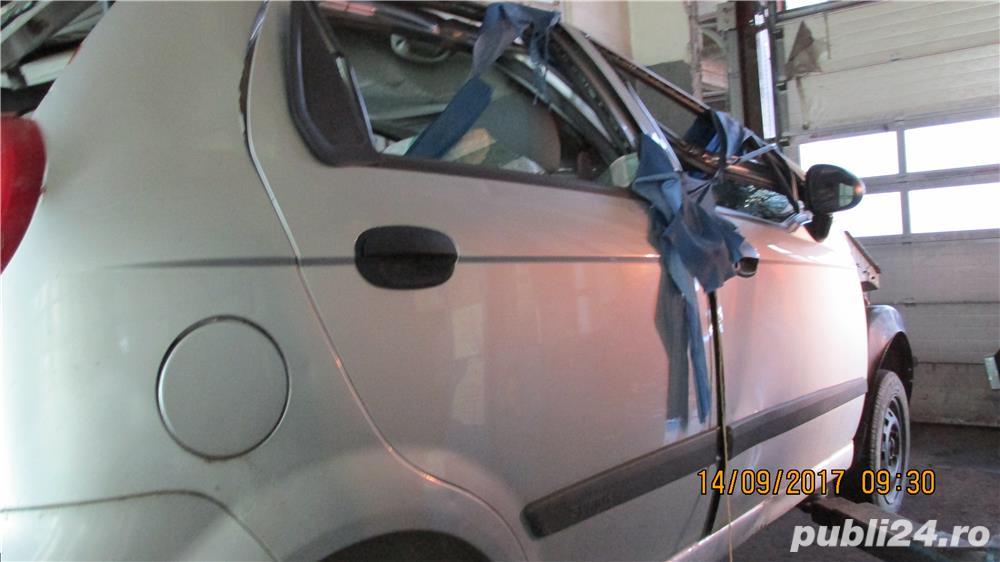 Maner usa dreapta fata Chevrolet Spark 2006