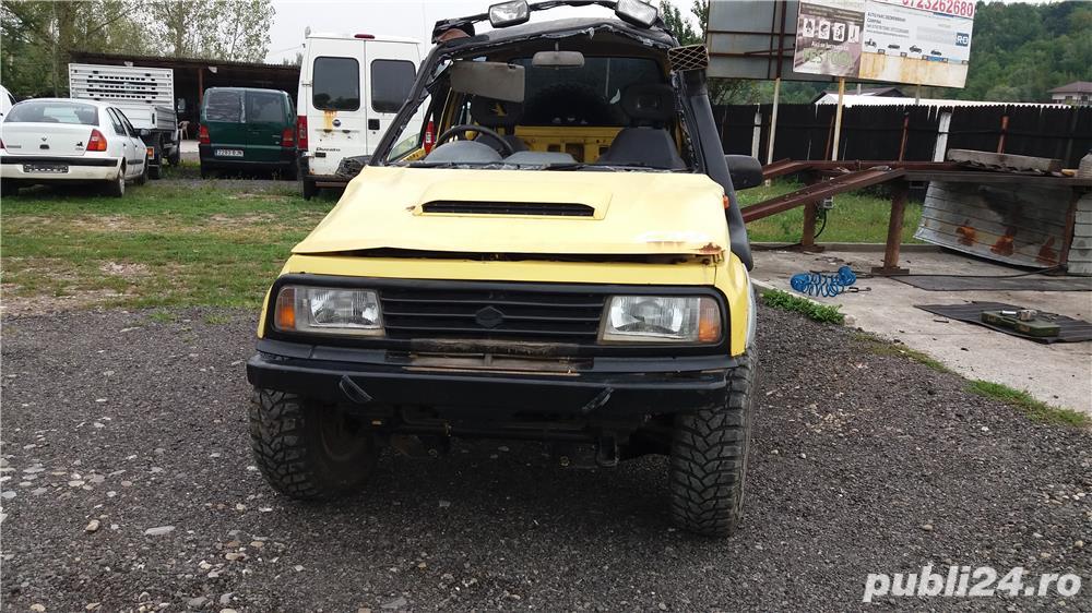 Dezmembrez Suzuki Vitara 1.6 i an 1998 Avariat