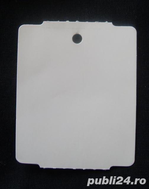 Etichete carton pentru pret sau alte informatii despre produs