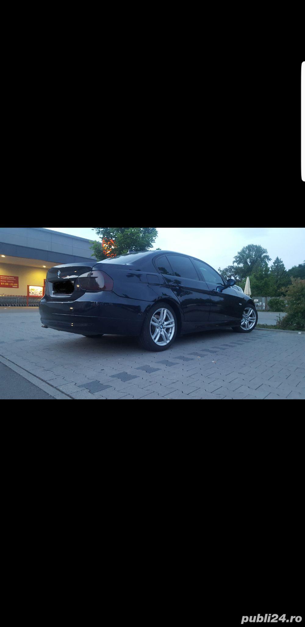 BMW 320 diesel 163 cp