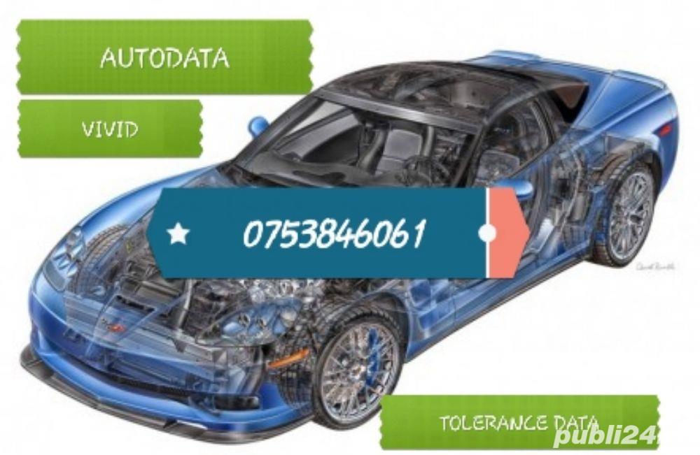 Pachet autodata 3.45 vivid workshop si tolerance data