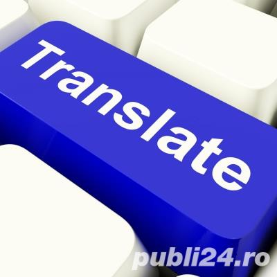 caut job de traducator & interpret