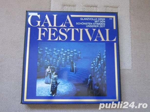 Vinil rar 6xLP~Gala Festival1972~Glanzvolle Oper mit schonsten Stimmen