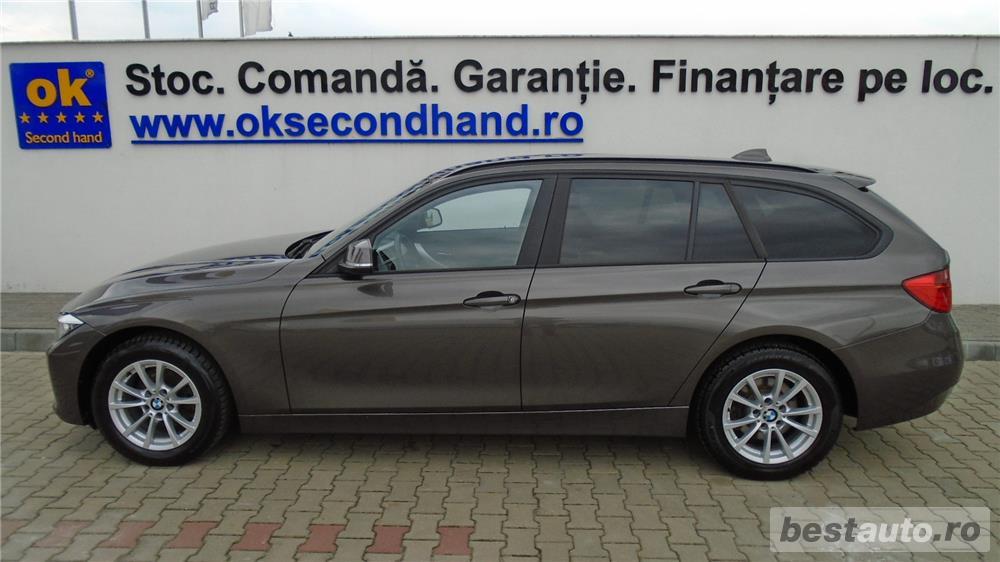 BMW 318d   Touring   2.0d   MT6   16″   Navi   Senzori parcare   Radio CD   Tempomat   AC   2014