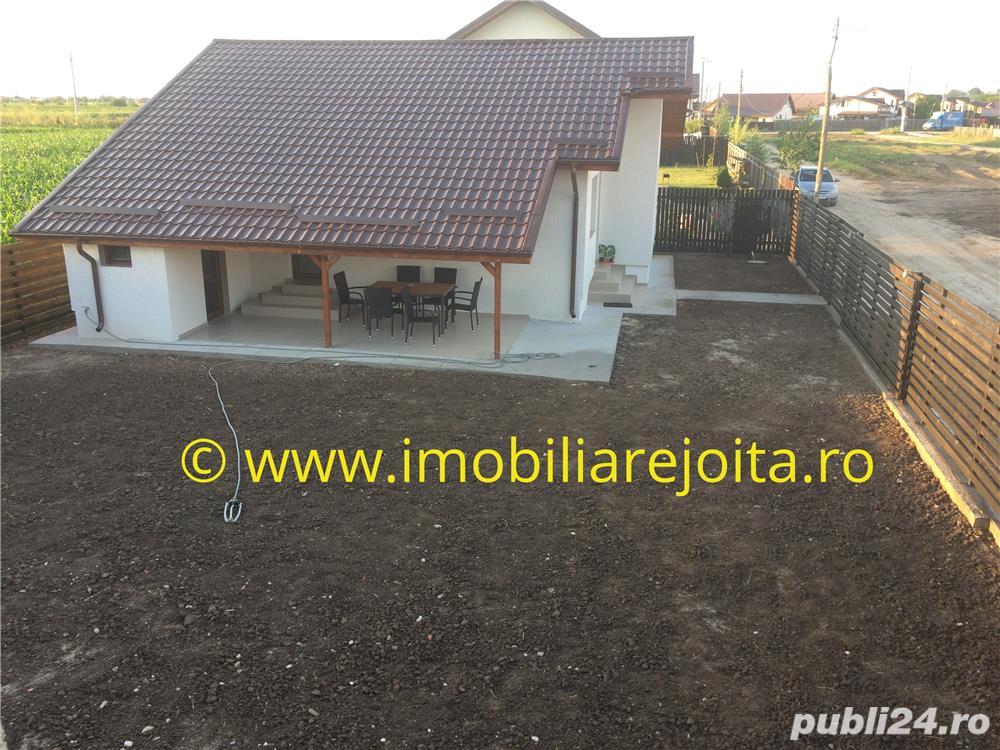 Casa la cheie in Joita,3 camere, terasa, camera tehnica si 250 mp teren la 15 min de Auchan Militari