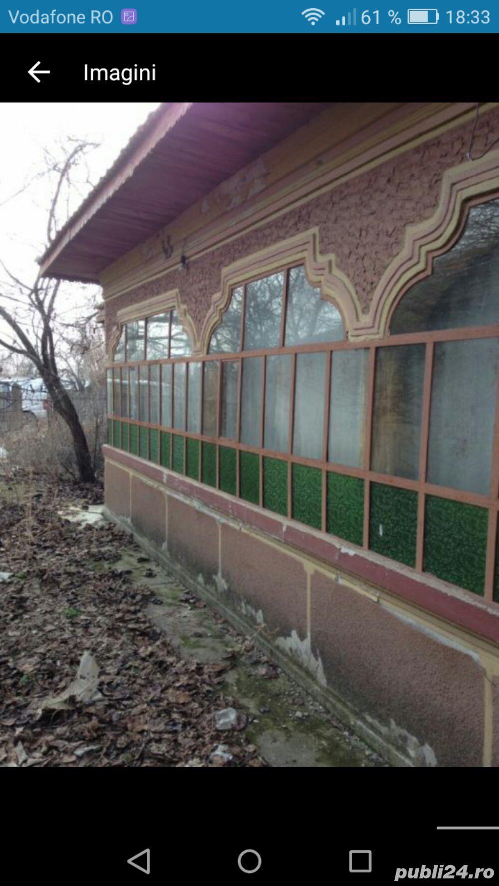 Vand casa in comuna Valea Dragului sat Ciocoveni la 30 de km de Bucuresti