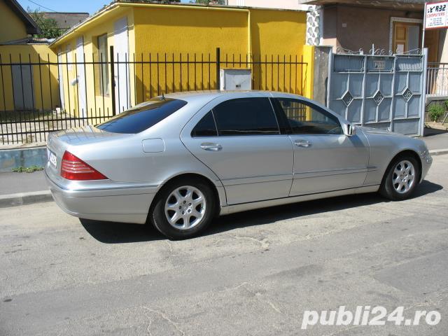 Mercedes-benz Clasa S s 400