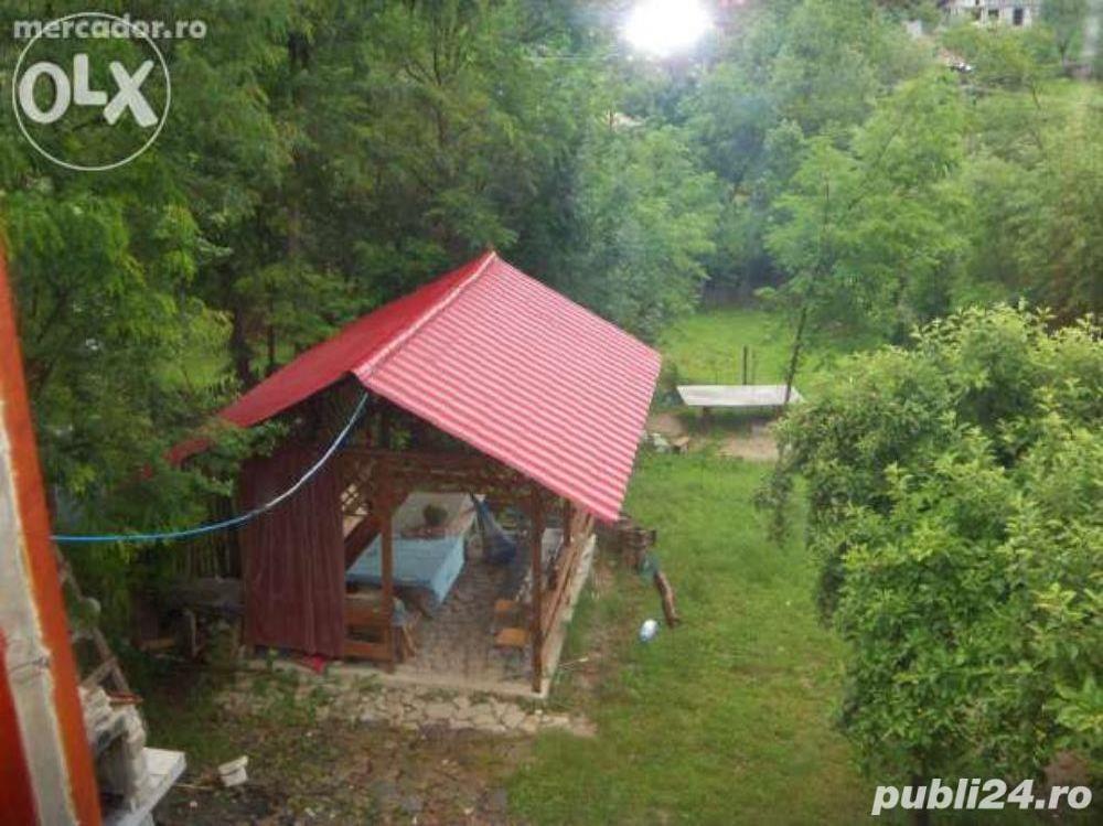 Casa si teren zona Slanic Prahova