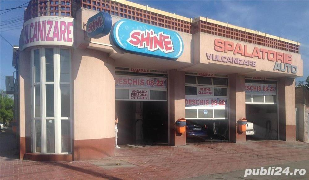 Spalatorie Shine Car Wash