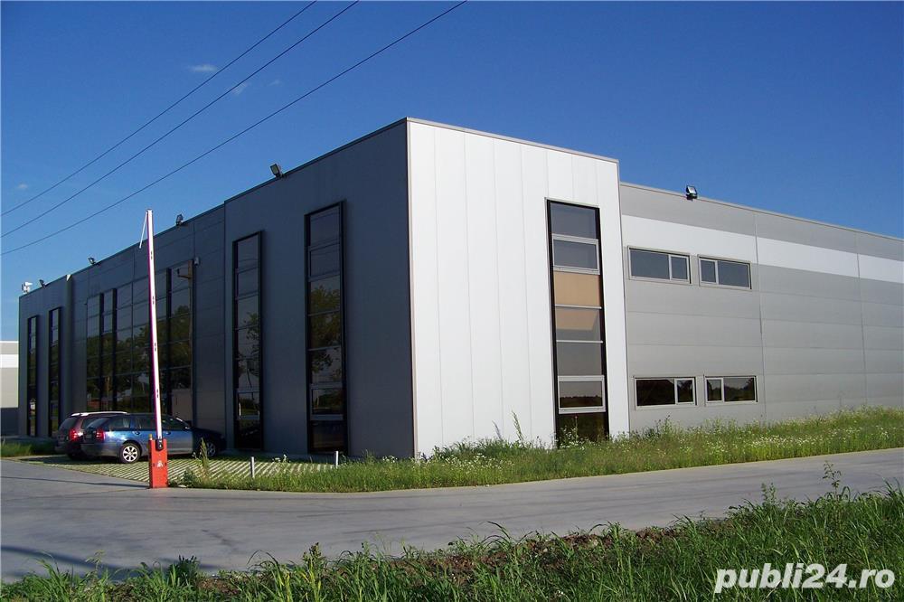 Vand hala premium climatizata 1460mp Magurele Centura Bucuresti in Magurele Industrial Park
