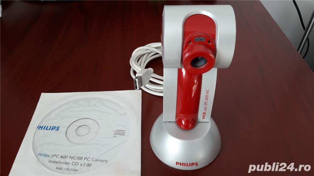 WEB CAM PHILIPS SPC 600 NC