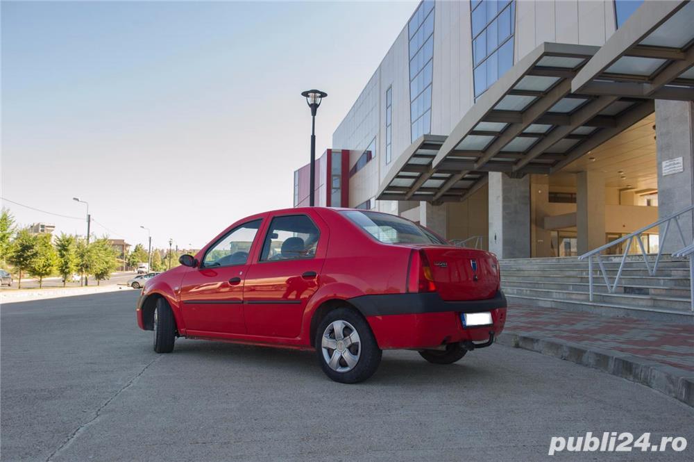 Inchirieri Auto Constanta / Dacia Logan de la 13 € /Rent a Car