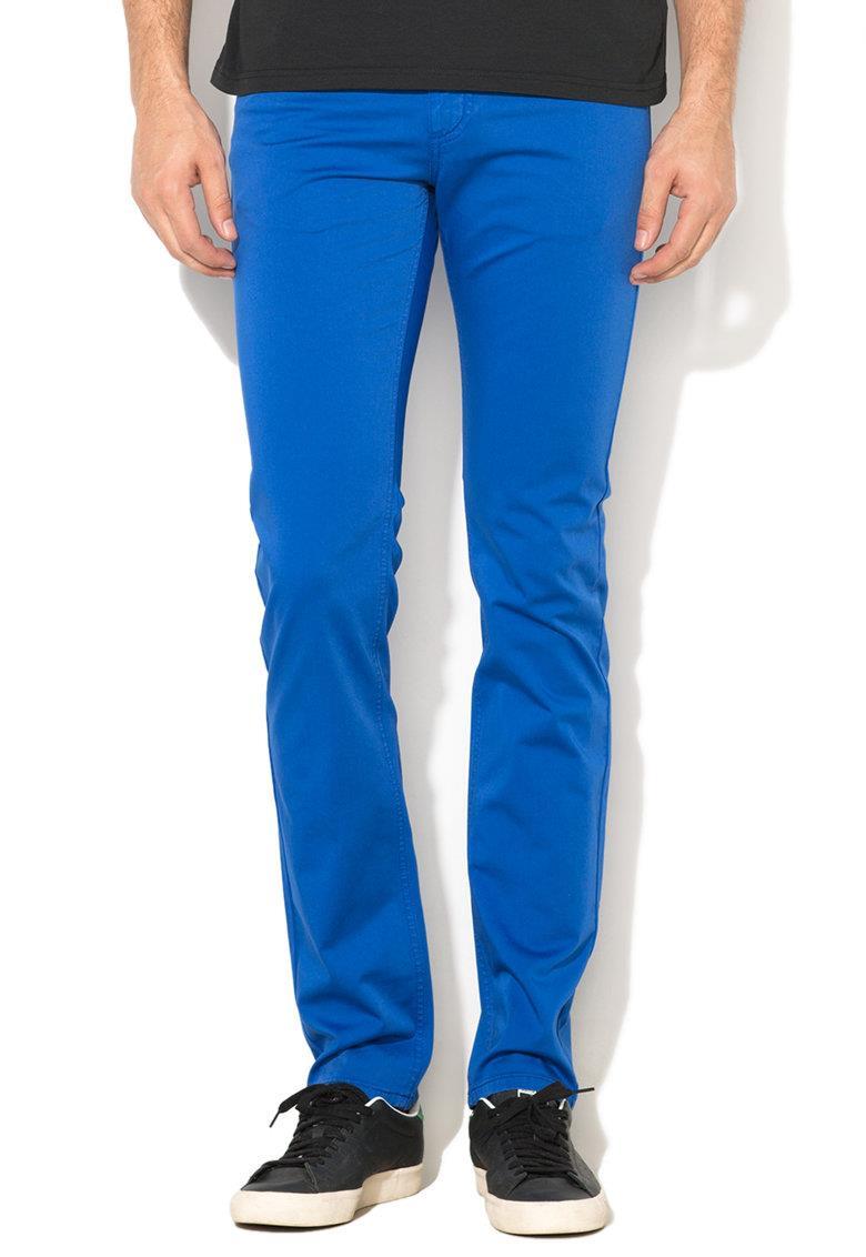 Pantaloni Versace Jeans marimea 32 albastri