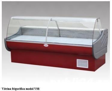 Vitrina frigorifica orizontala V08 1260L(asiguram garantie)