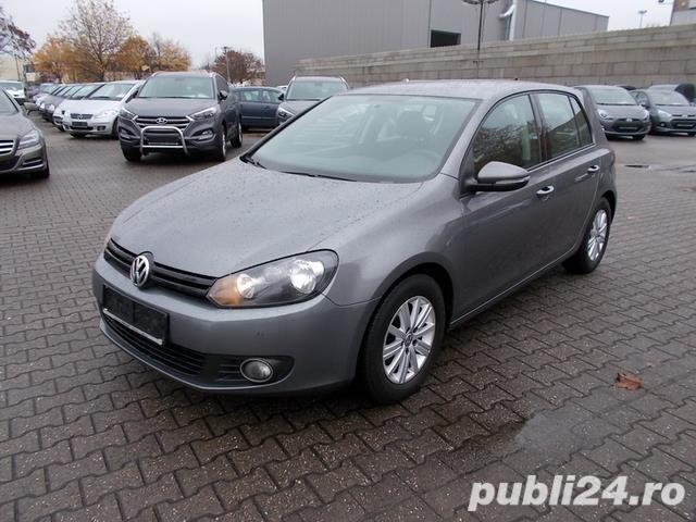 Vw Golf 6  1,6 TDi, 105000km
