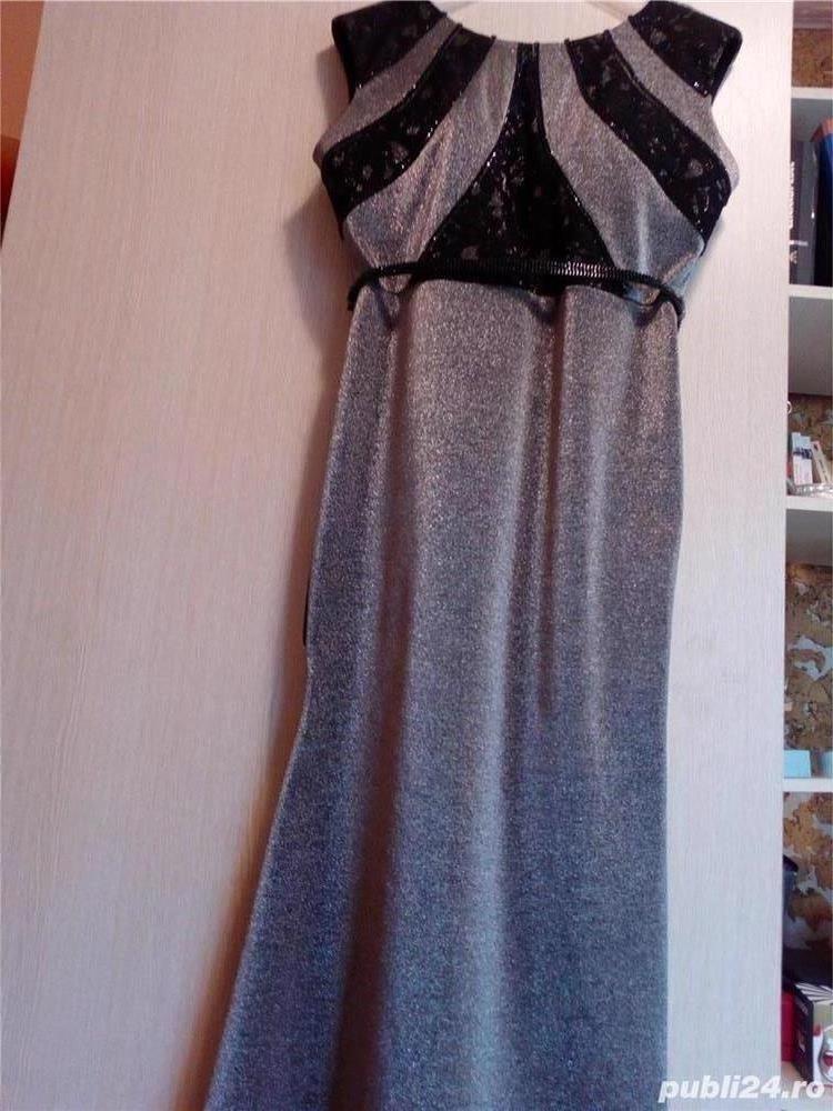Rochie lunga eleganta,