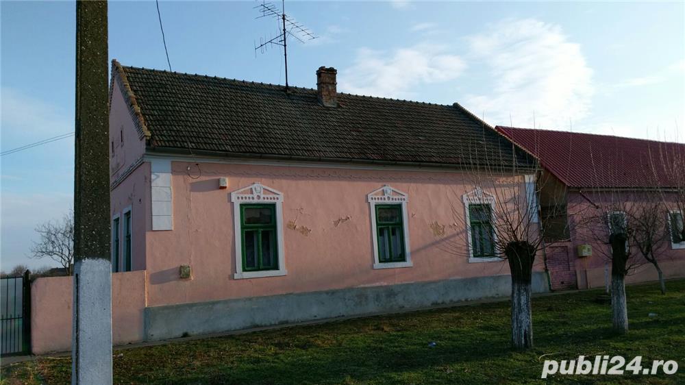 Casa comuna Sandra