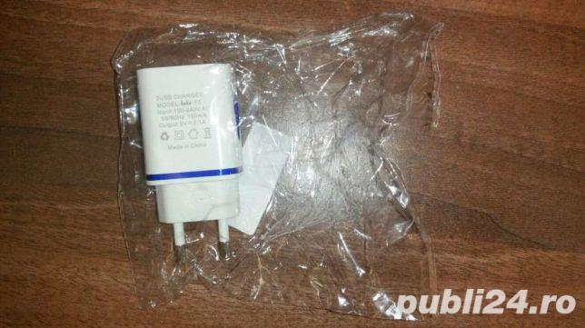 Fast charger (Incarcator USB) 2A