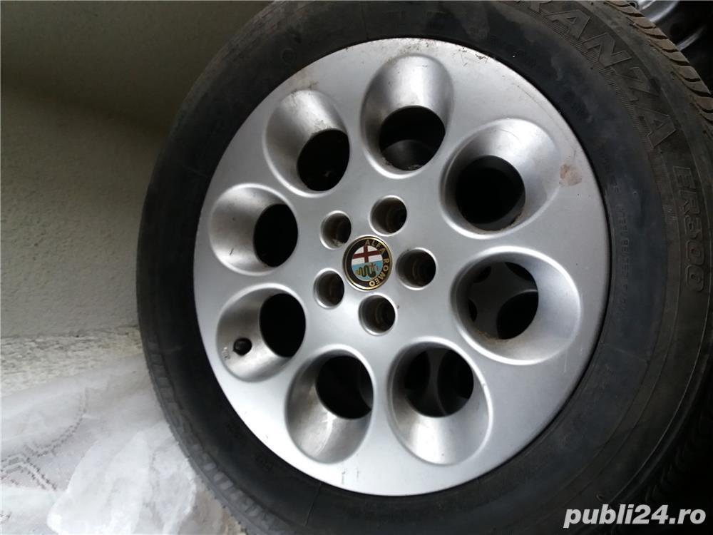 Alfa Romeo - jante aliaj R15