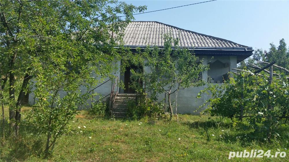 Vand casa 3 camere comuna Dagata