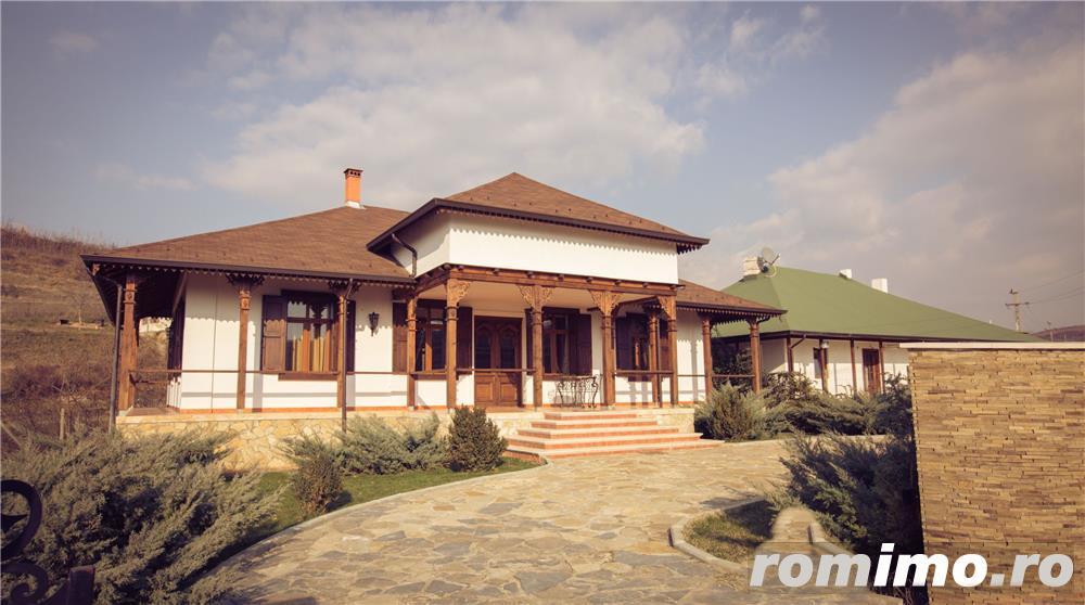 Podgorie de vita nobila cu conac deosebit in Urlati, Prahova