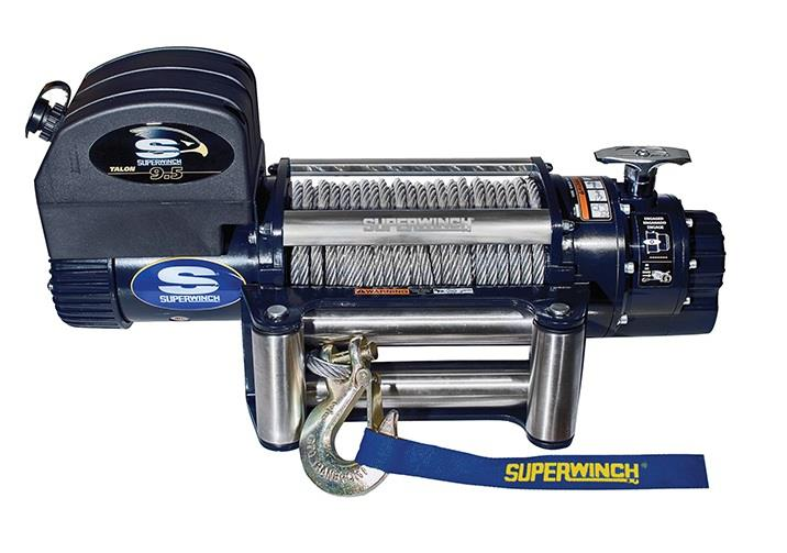 Troliu Superwinch Talon 9500lbs (trage 4309kg)