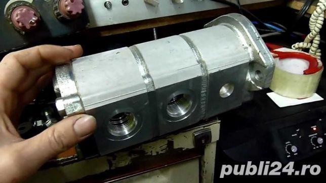 Pompa hidraulica bobcat 6668699