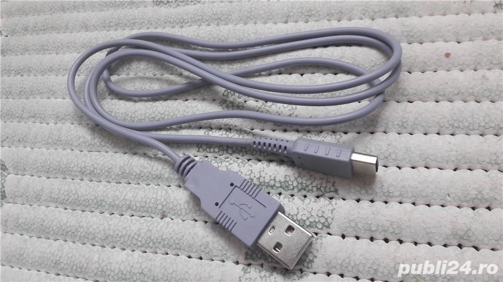Cablu USB de incarcare controller Nintendo Wii U
