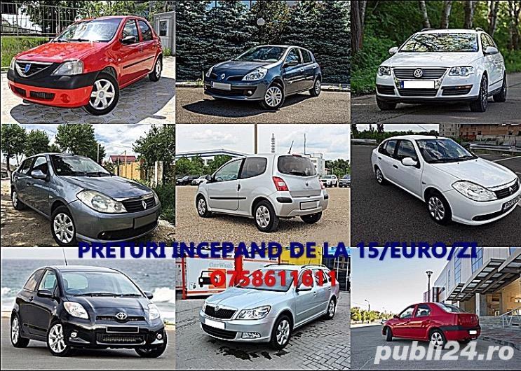 Rent a car / Inchirieri auto in Constanta NON STOP
