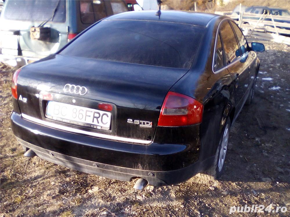 Audi A6, 2002. 4*4, diesel, înmatriculat RO