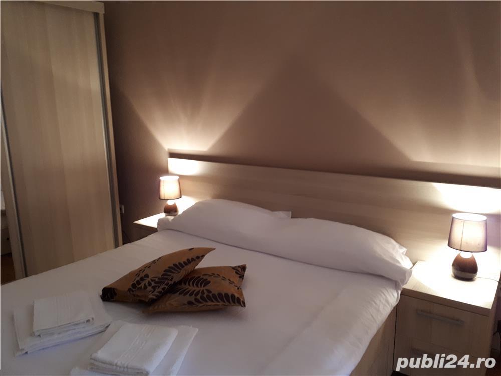 Cazare Brasov Apartamente R.Hotelier primim TICHETE DE VACANTA