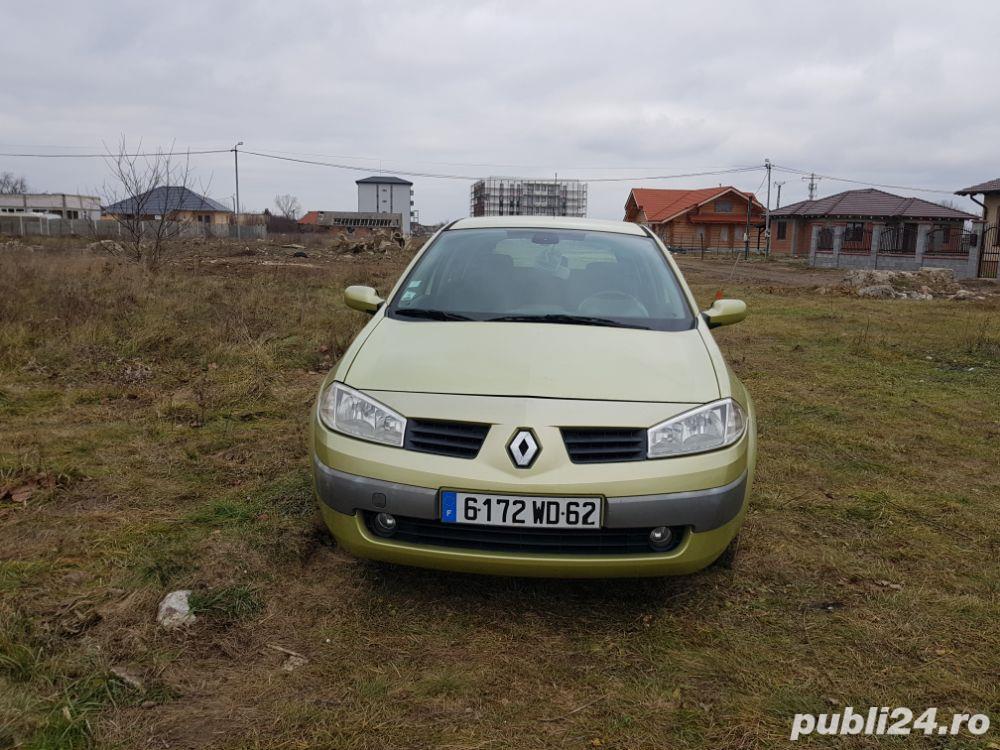 Dezmembrez Renault Megane 2 ,1.9 dci,an 2005