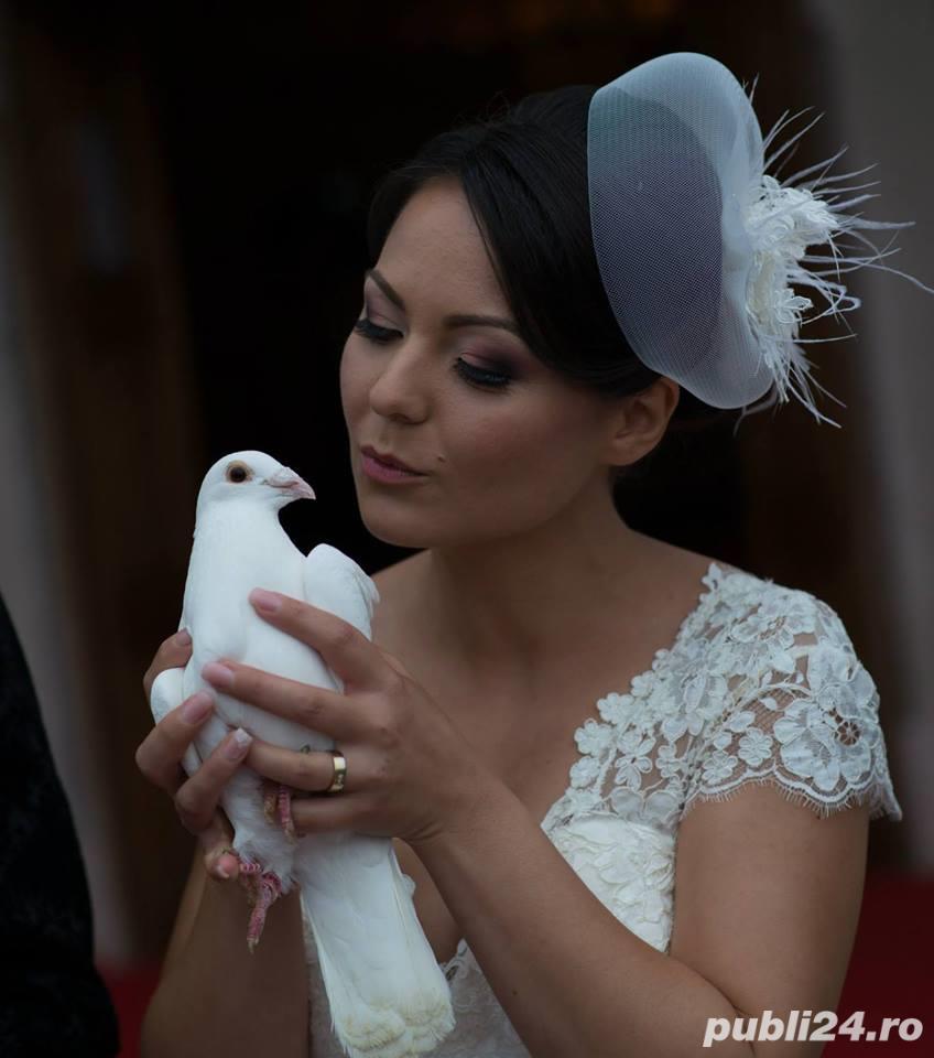 Porumbei albi evenimente Constanta