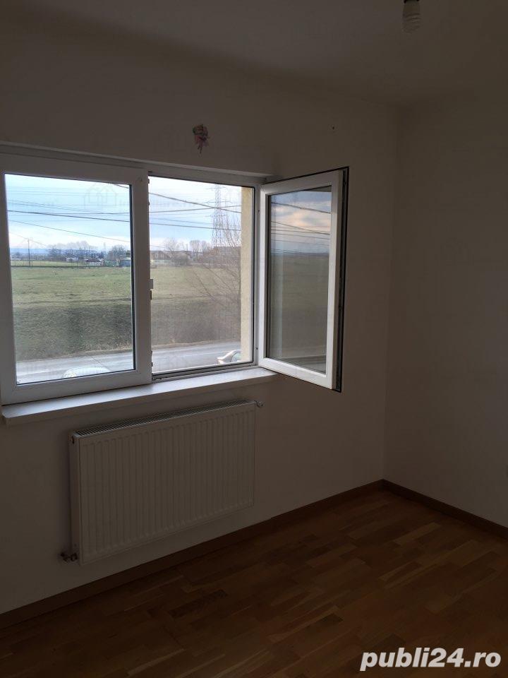 Apartament 2 camere 80mp (68mp+12mp balcon), in zona linistita Giroc!