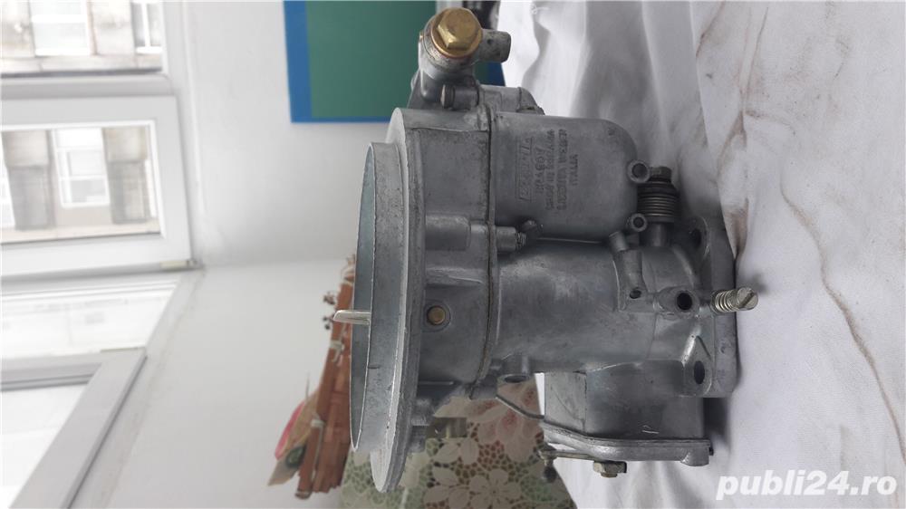 Carburator si rotor buceag