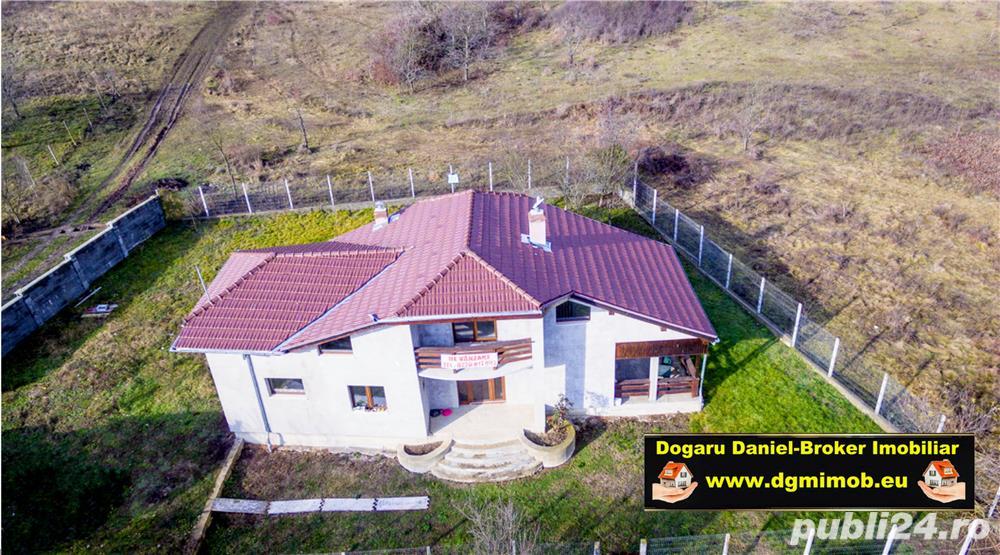 Vand (schimb cu apartament in Deva) vila constructie noua