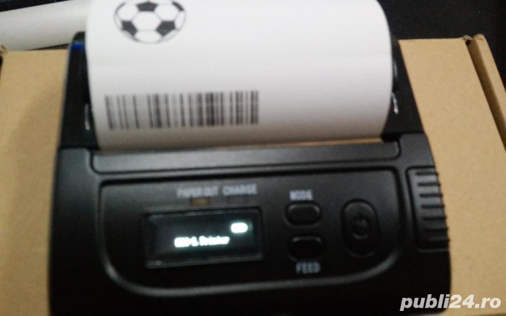 Imprimanta termica portabila